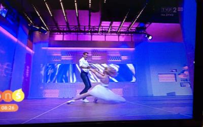 """Dance Agency  – pokaz tańca w""""Pytaniu naŚniadanie"""""""
