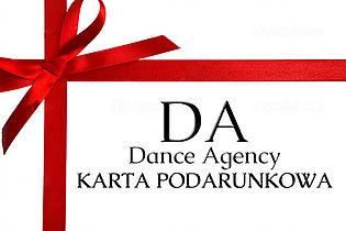 Karta Podarunkowa nakurs tańca wWarszawie