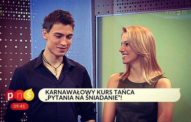 Karnawałowy Kurs Tańca wTVP2