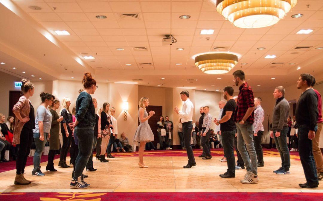 Weekendowe warsztaty Pierwszego Tańca!!!
