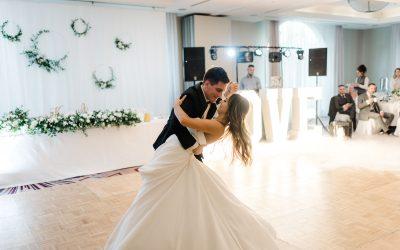 Pierwszy taniec naweselu – Jak zmniejszyć stres? Jakich błędów nie popełniać?